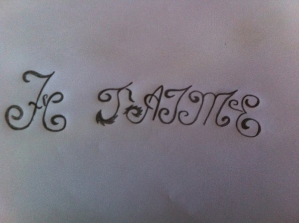 mon  tatoo du mois prochain