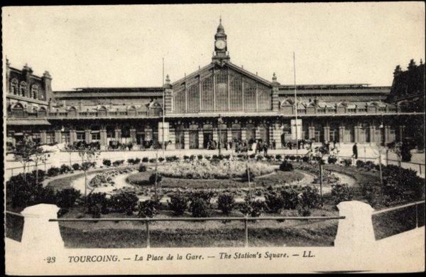 La Gare de TOURCOING 1