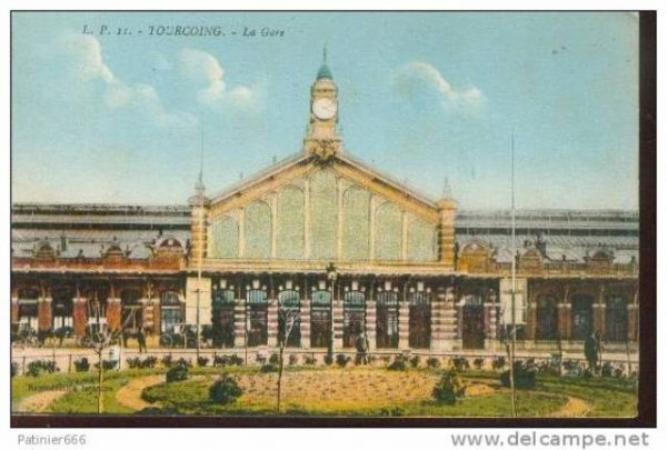 La Gare de TOURCOING