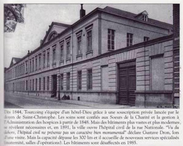 L' Hopital Clémenceau