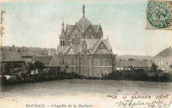 Notre Dame de La Marlière 1