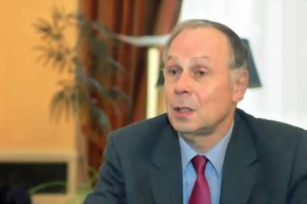 Le maire sortant (PS) de Tourcoing, Jean-Pierre Balduyck.