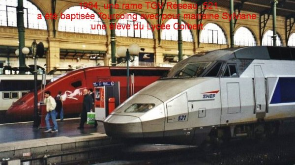 La Gare de TOURCOING 3