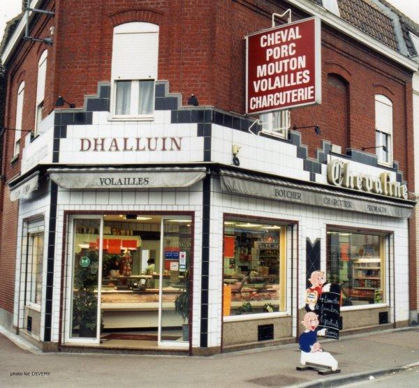 Boucherie d Halluin Tourcoing