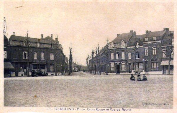 Place de la Croix Rouge