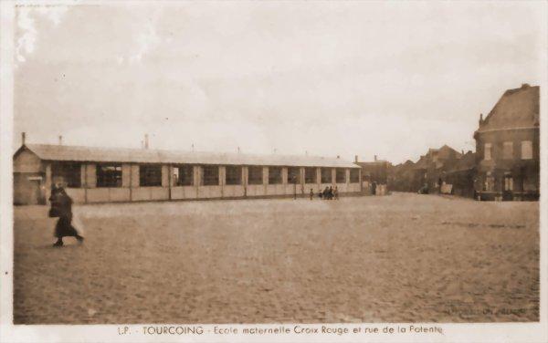 Ecole de La  Croix Rouge
