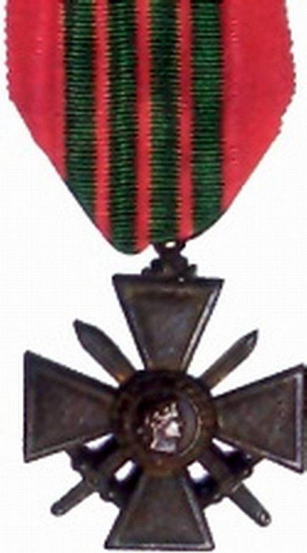 Simon TIBERGHIEN - médailles reçues