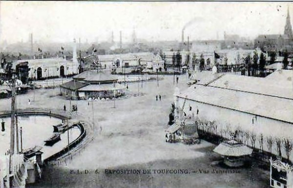 TOURCOING\EXPO 1906-2