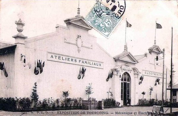 TOURCOING\EXPO 1906-6