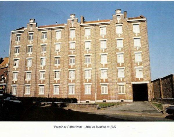 Appartements Croix Rouge Alsacienne