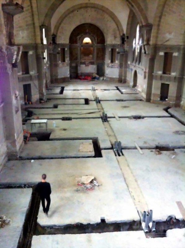 Plan d agencement interieur eglise st jean baptiste