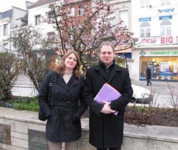 Éric Denoeud,ump tourcoing conseiller municipal