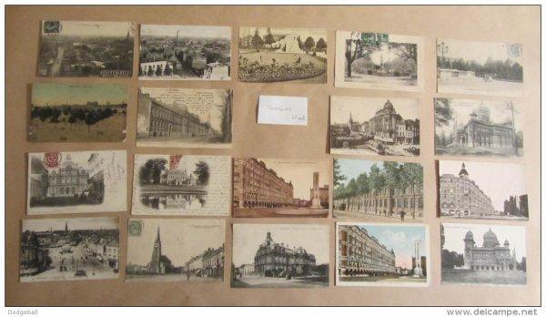tourcoing en cartes postales