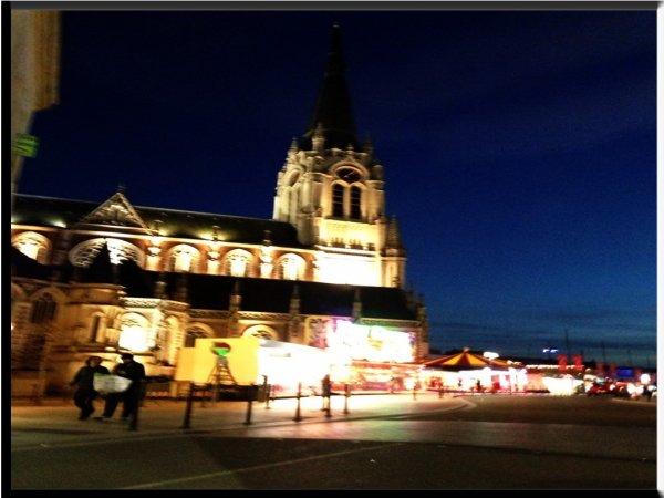 saint christophe le soir du 8 mars 2014
