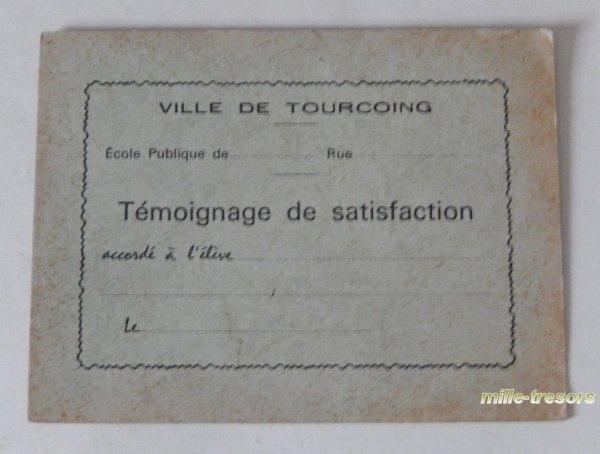 représentation de Tourcoing sur divers supports-2