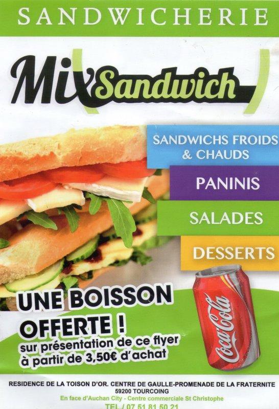 MIX SANDWICH