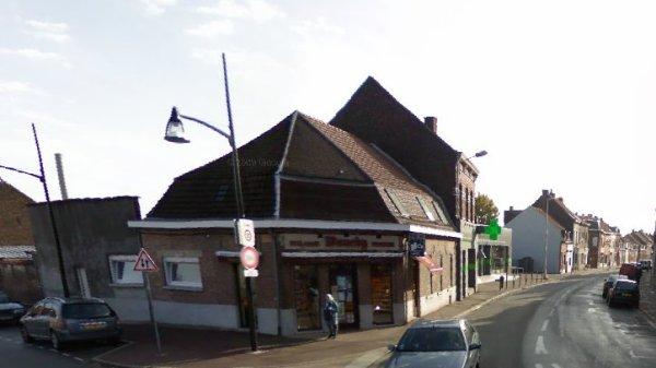 boulangerie rue de la Marlière.
