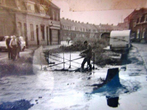 le rie rue de mouscron annee 1962