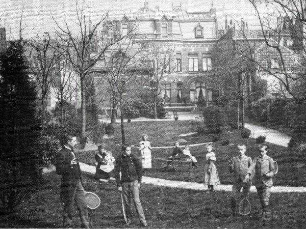 Tiberghien Motte rue de Lille