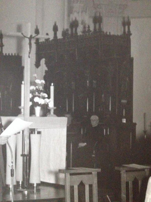 Quelques détails de l intérieur de l église saint Joseph rue de la croix rouge