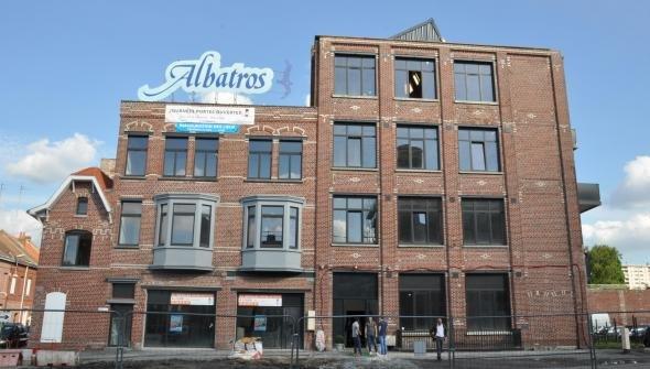 l'usine d'oreillers L'Albatros