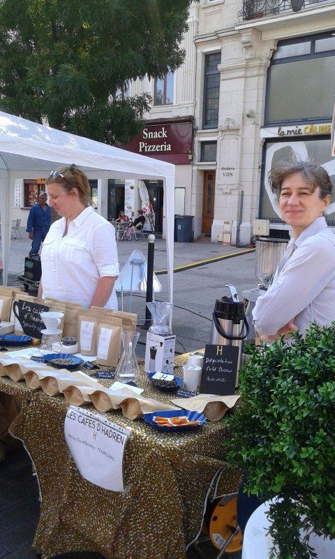 23 juillet 2016 marché nocturne.2--Tourcoing sait faire un bon café