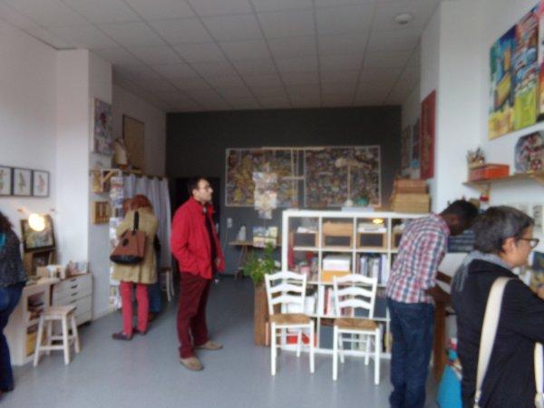 portes ouvertes des ateliers d artistes 2 octobre 2016-1