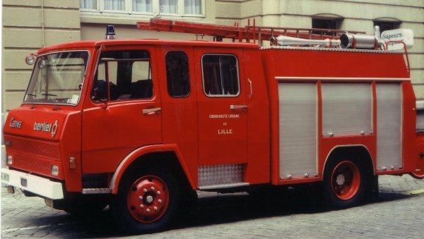les pompiers ancienne caserne
