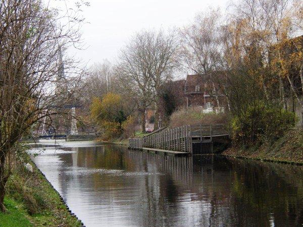 le canal en beaute