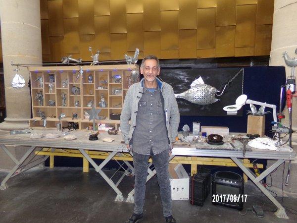 journee du patrimoine saint louis dim 17 sept 2017-8- Ludovic flamme-artiste