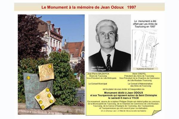 monument odoux