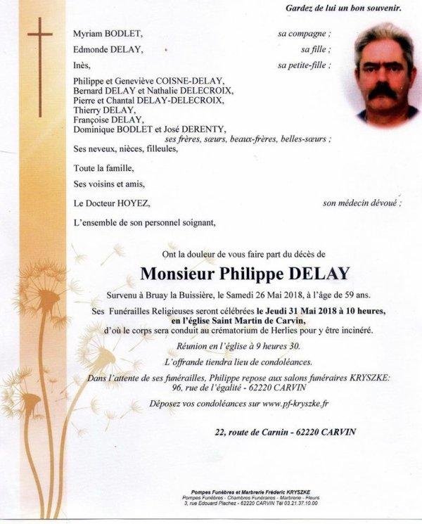 philippe delay