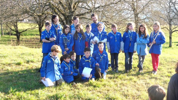 Promesses Scouts