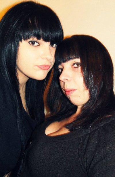 mwa et ma soeur d'amour !!!!!!!!