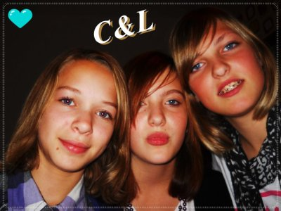 Mes amies, mes amours, mes emmerde. ♥