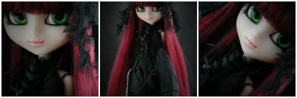 Ma première Pullip ; Esmée - Bloody Red Hood (Fullcusto). ♥