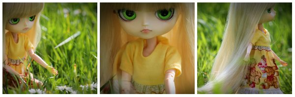 Ma première Dal ; Isibeal - Lizbel. ♥