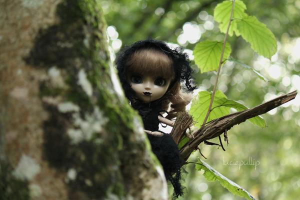 Aby dans les bois...