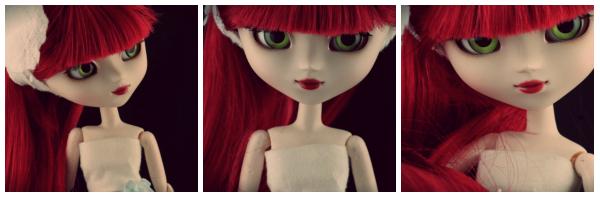 Ma quatrième pullip ; June - Pullip Kirsche. ♥