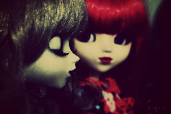 June & Abygail : Les cousines retrouvées.