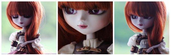 Cathleen - Pullip Aurora. ❤