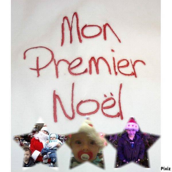 MON 1ER NOEL AVEC MON FRERE