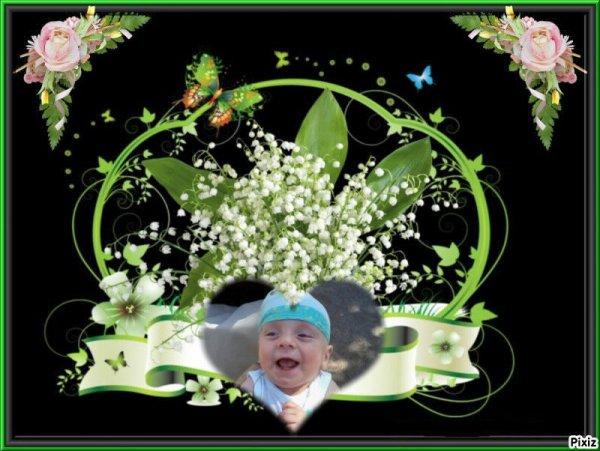mon fils lucenzo