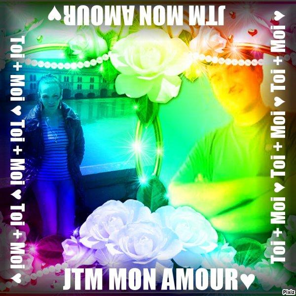JTM MON AMOUR