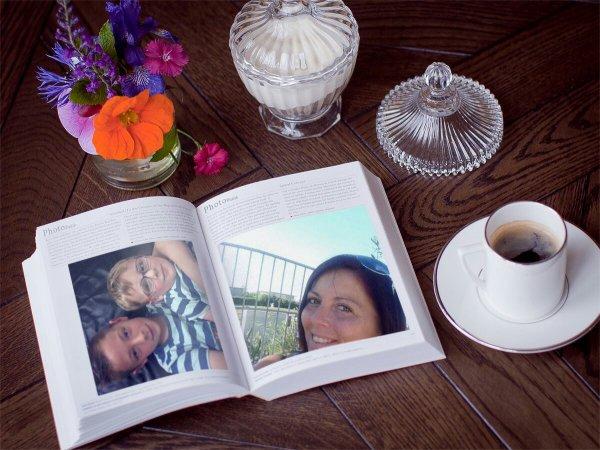 Ma fille moi et mais de fils lorenzo lucenzo