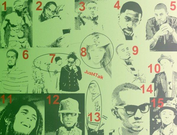 Concours : tu connais du monde dans le Hip-Hop ?