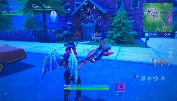 Halloween, fortnite