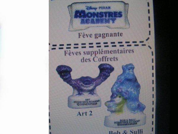serie monstres academy