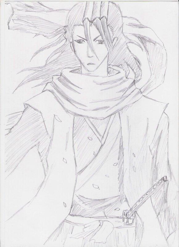 le grand Byakuya