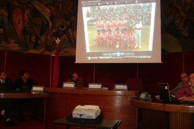 يوم دراسي للرياضة بمدينة تطوان